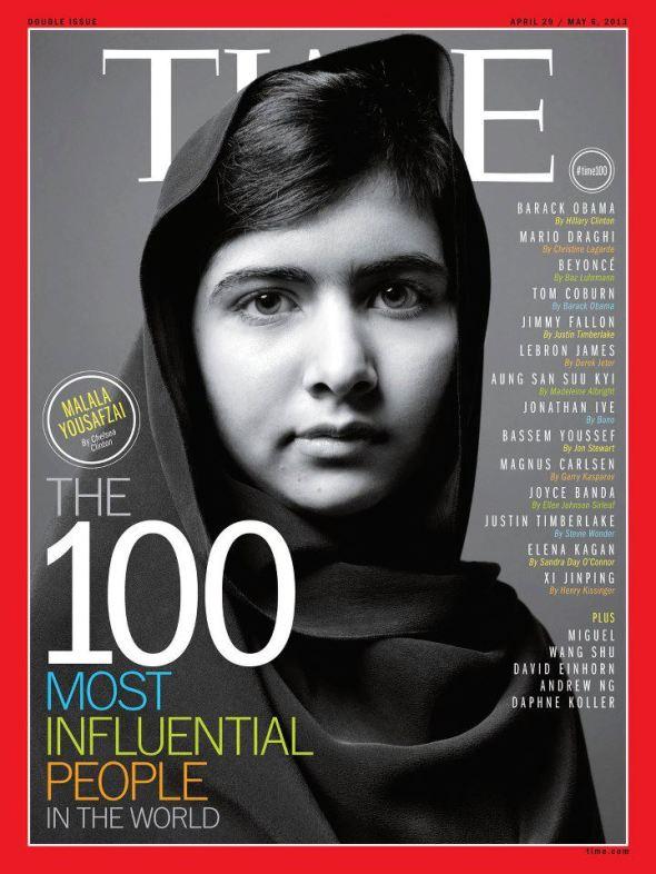 Malala top 100