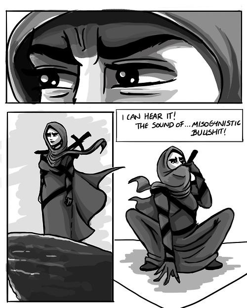 BadAss Muslim Superhero