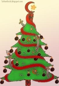 muslim christmas tree3