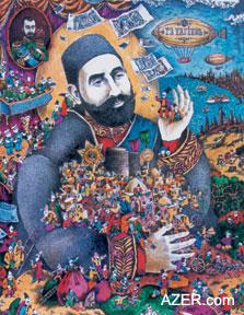Azerbaijan Art
