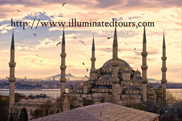 Illuminated Tours with website