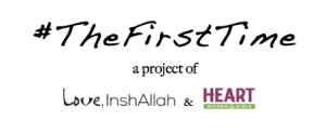 #TheFirstTime logo